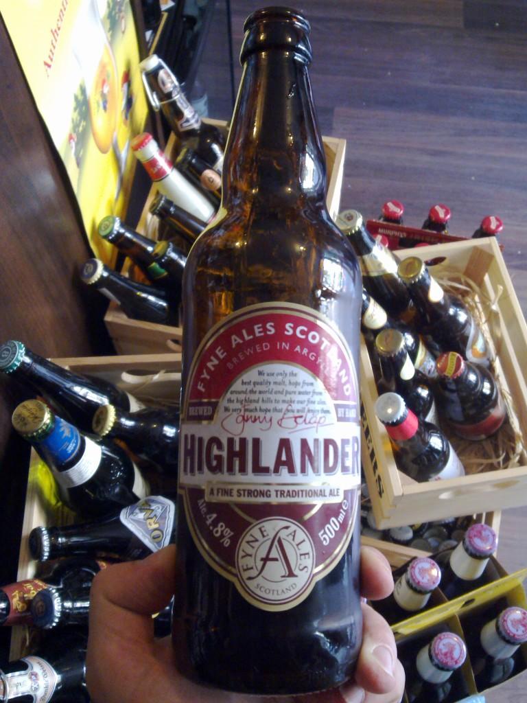 Fyne Ales Highlander - Scotland