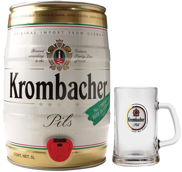 Krombacher-Keg-and-mug